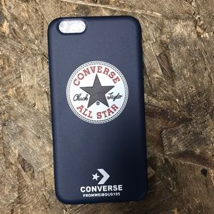 iPhone 6 Plus and 6s Plus Converse Back Case